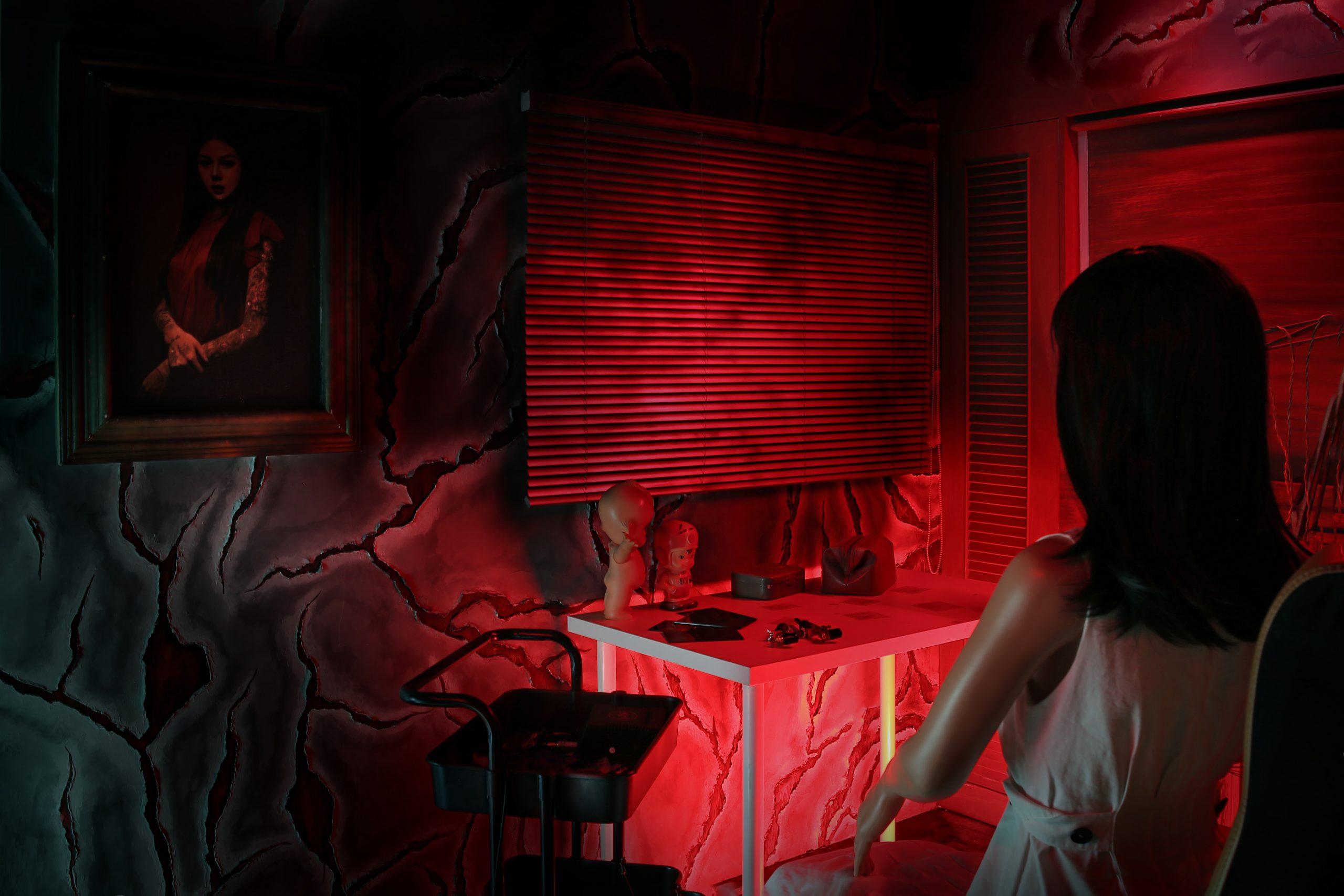 紅花密室逃脫